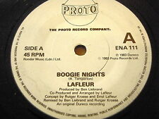 """LaFleur-BOOGIE NIGHTS 7"""" in vinile"""