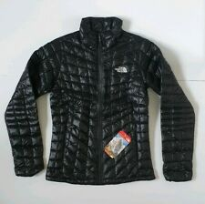 The North Face Women's Black Thermoball Fz Eco Jacket Size Extra Small XS - BNWT