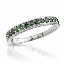Green White Gold Fine Jewellery