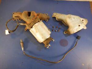 #10 Miatamecca Exhaust Manifold Cali Emission 99-00 NB1 Miata MX5 BP4Y13450B OEM