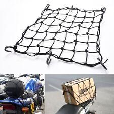 Motorcycle/Bicycle Cargo Net ElastiC Heavy Duty Bungee Net ATV UTV Snowmobile