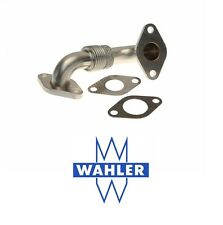 For: Volkswagen Beetle Jetta BEW1.9L EGR Cooler Pipe & Gaskets Connecting Wahler