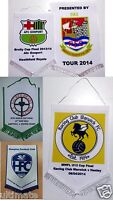 Pennant Personalised Design Sport Club 15cm/25cm/30cm Any Football Printed Fc