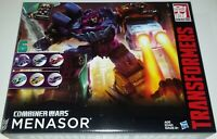 Transformers Combiner Wars MENASOR Misb New G2 Combiner Figure Set