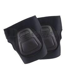 Military Tactical Airsoft Knee Combat Protective Gear Knee Pad Pads Black/Tan