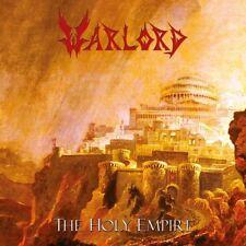 WARLORD - HOLY EMPIRE  2 CD NEUF