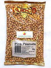 PINK PEANUTS - NUTS - FRESH - ORGANIC - FUDCO - 1kg