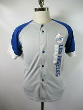 E4597 VTG TRUE FAN Los Angeles Dodgers MLB Baseball Jersey Size L