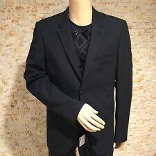 NWT calvin klein collection 2017 Limited Edition Black Blazer Size 42 $950