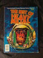 The Best of Heavy Metal Magazine 1982 Special 1977 - 1979 Moebius Corben