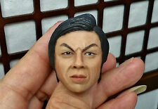 1/6 BOLO Head sculpt Bruce Lee IP man 3 Jet Li Muscle Body Clothing Enterbay CY