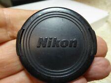 Genuine Nikon  46mm  front  lens cap  ,original