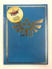 THE LEGEND OF ZELDA SKYWARD SWORD STRATEGIC GUIDE COLLECTOR'S EDITION NUOVA NEW