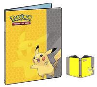 New Ultra Pro Pokemon PIKACHU Album Collection Card Binder Portfolio Holder