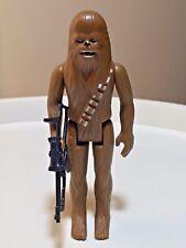 Vintage Kenner Star Wars Chewbacca 1978 100% Original Complete Hong Kong