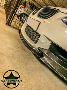 Cstar CARBON FLAPS Splitter Frontlippe passend für BMW E90 E92 E93 M3