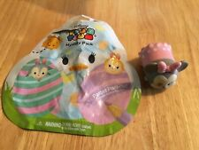 Disney Tsum Tsum Pastel Parade Minnie Mouse *New/Open Bag*