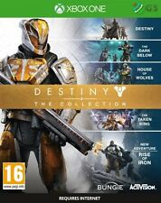 Destiny The Collection Xbox One * NEW SEALED PAL *