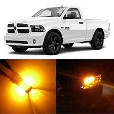 Alla Lighting Front Turn Signal Light 3157 Amber LED Bulb for Ram 1500 2500 3500