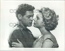 Actors James MacArthur Mimsy Farmer Movie Spencer's Mountain Press Photo