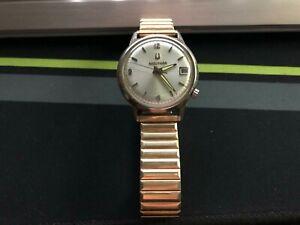 Vintage Bulova Accutron M7 Wristwatch