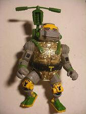vintage Playmate TMNT Tortues Figure Ninja Turtles METALHEAD Robot incomplet