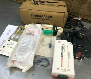 Thermal Angel Ultra Operations Module (TA-UOM) IV Fluid Warmer EMS Paramedic -D-