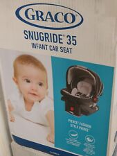 Graco SnugRide Click Connect 35 Infant Car Seat (New)