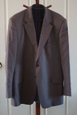 Paul Smith Willoughby blazer Jacket, Grey, Made in Portugal, Great Cond, Size 40