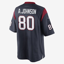 NFL Houston Texans Andre Johnson Limited Jersey #80 Stitched L 468923 460 $150