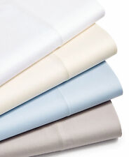Hotel Collection Queen Flat Sheet 825 TC Supima Cotton Ivory L92071