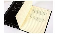 Death Note Cosplay Cuaderno & Plumas Libro Japón Anime Escritura Diario Regalos