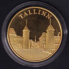 Estonia - Tallinn tourist coin - Viru Gate