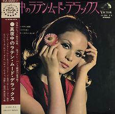 SEXY COVER CHEESECAKE HIDEHIKO MATSUMOTO MIDNIGHT LATIN MOOD OBI 2LP JV-264/5-S