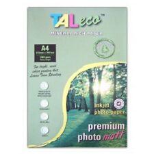 TALeco A4 Treeless Photo Paper - MATT - 280GSM - Pack Of 50 Sheets - NEW