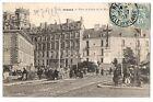 CPA 35 - RENNES (Ille et Vilaine) - 1034. Place et Croix de la Mission. G. F.