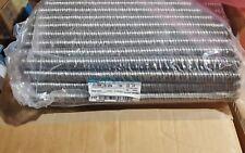 Viscofan Cellulose Casing, Meat Grinder Stuffer, 22 Eur - 24 Usa, 50 Sticks Blk