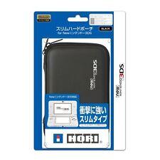 NINTENDO Japan for New 3DS official licensed Slim Hard Pouch case Black