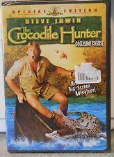 The Crocodile Hunter: Collision Course (DVD, 2002) RARE BRAND NEW