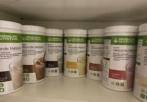 Köstliche, Ausgewogene Mahlzeit,Abnehmen Formula 1,Herbalife verschiedene Sorten