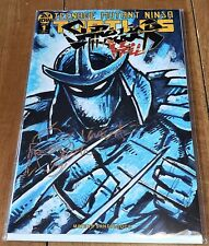 KEVIN EASTMAN SHREDDER IN HELL #1 RARE SIGNED VARIANT NM TMNT IDW