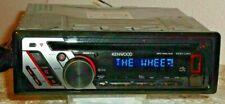 KENWOOD kdc-u40 car cd radio stereo player mp3,wma,aac,USB,AUX INPUT