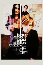The Goo Goo Dolls * Dizzy Up The Girl * Concert Poster 1998