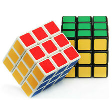 3x3x3 Speed Twisty Puzzle Magic Rubik's Cube Classic Kids Toy Fashion Game Happy