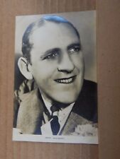 Film Star Postcard Jack Hulbert  Real Photo unposted