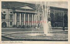 AK Dessau Altes Theater (G)19281