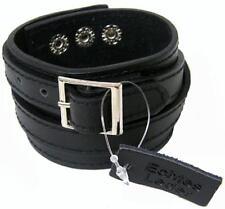 Unisex echt Leder Armband NEU L7913