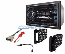 NEW SOUNDSTREAM BLUETOOTH RADIO DOUBLE DIN CAR STEREO RECEIVER W/ INSTALL KIT