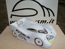 1/8 Scale RC Car body BYSM For Hobao GTB Kyosho GT Serpent Traxxas Slash SM13