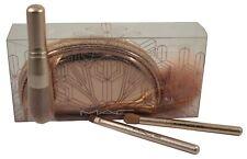 MAC Snow Ball Mini 3 Pc Brush Kit with Bag New In Box
